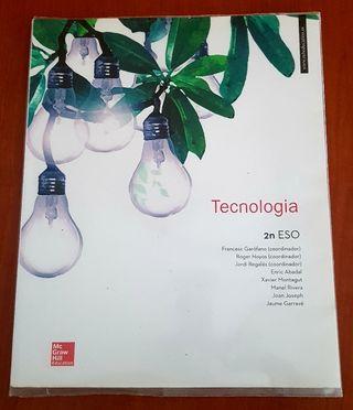 Libro de texto Tecnología 2ESO