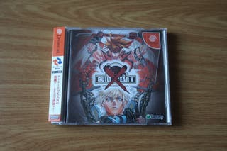Guilty Gear X Sega Dreamcast Japones