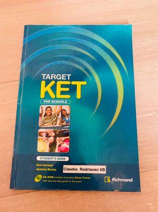 Target Ket student's book 6 PRIMARIA