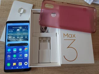 Xiaomi Mi máx 3 impecable