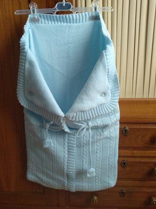 Sacos de lana bebé