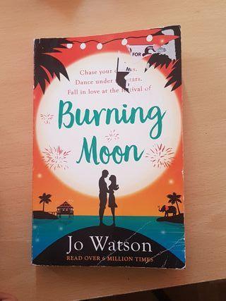 Burning Moon JO WATSON
