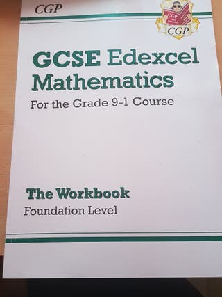 GCSE and A levels books and revision book