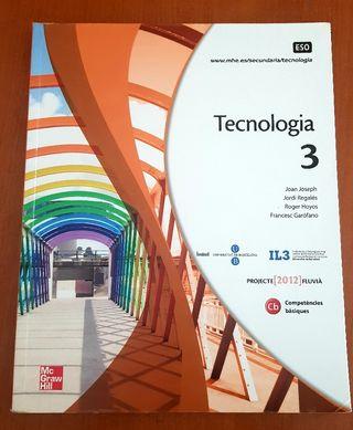 Libro de texto 3ESO Tecnología