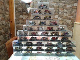 motos de colección.