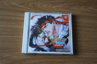 Capcom vs SNK Sega Dreamcast Japones