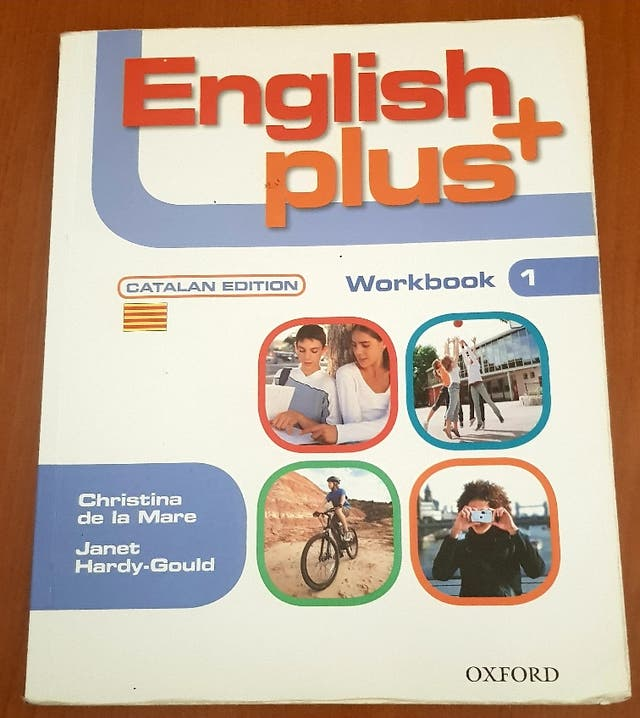 Workbook 1ESO English plus
