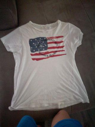 Camiseta 100% algodón para niño entre 13/14 años.