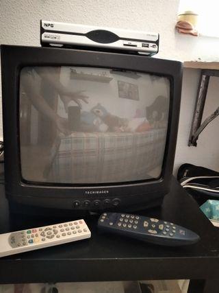 televisión y TDT