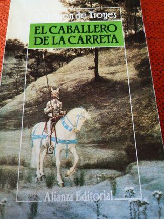 Libro EL CABALLERO DE LA CARRETA.