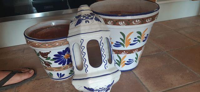 ceramica valenciana, pintada a mano