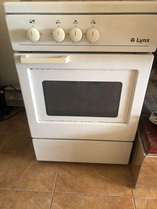 Cocina de gas butano Marca LYNX
