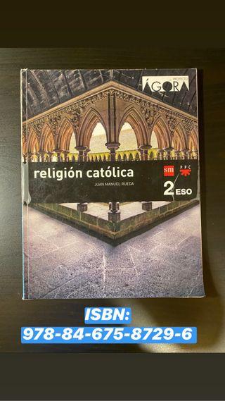 Libro de texto Religión 2 ESO