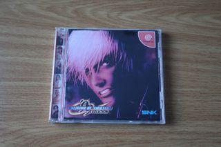 The King of Fighters 99 Evolution Sega Dreamcast
