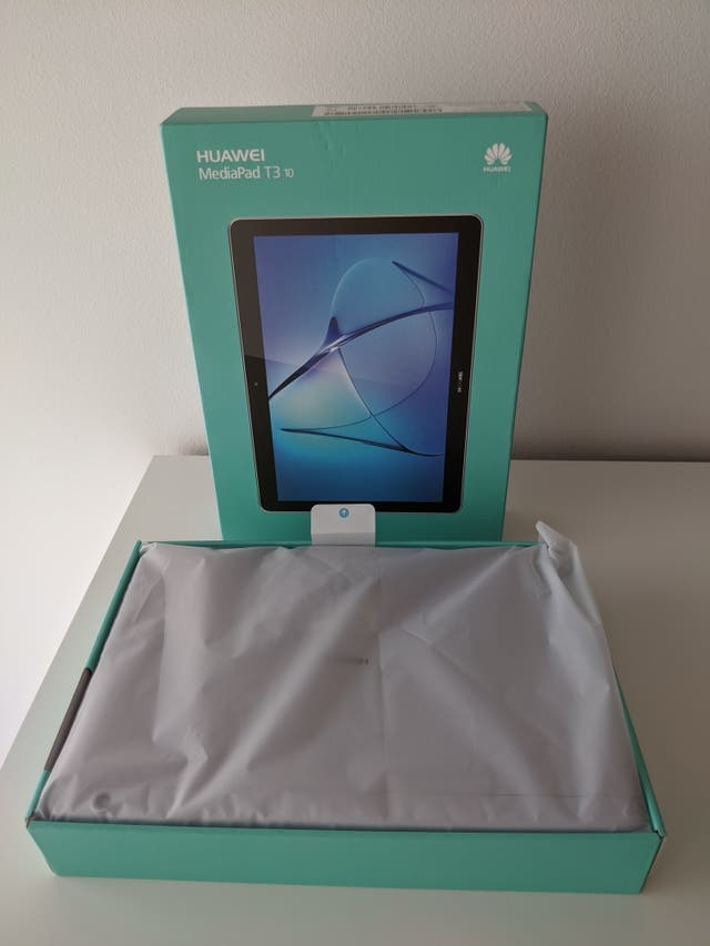 "Tablet 10"" Huawei MediaPad T3 10"