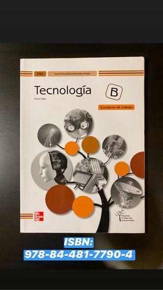 Cuaderno tecnología 3 ESO