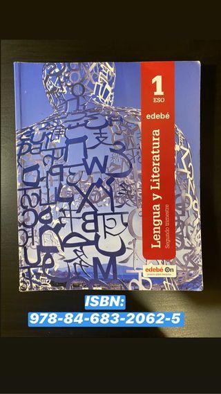 Libro de texto Lengua y Literatura 1 ESO