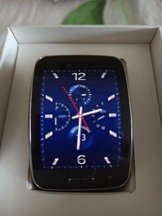 "Reloj Samsung Gear S. Smartawatch Android 2"""