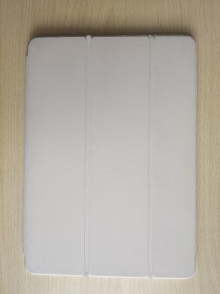 iPad color plata