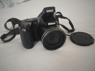 cámara nikon COOLPIX L330