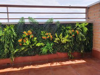 jardín decoración profesional