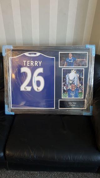 John terry autograph
