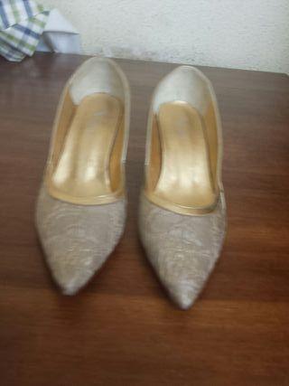 zapatos de fantasia nuevos