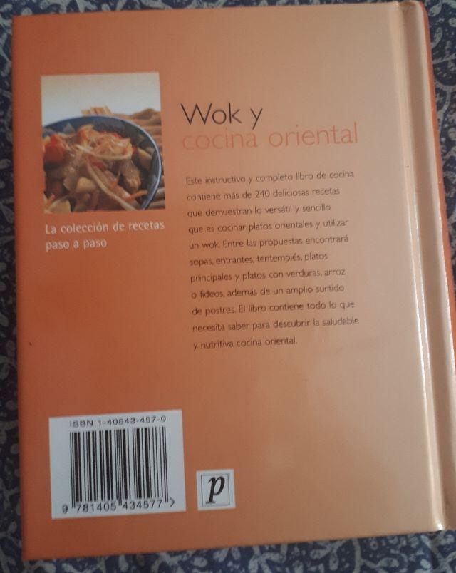 Wok y Cocina Oriental