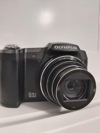 Cámara Olympus sz17 como nueva!!