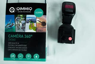 Cámara 360 QimmiQ
