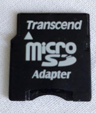 Micro adaptador SD TRANSCEND