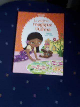 Livre Le coffret magique d'Ashna