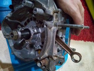 motor Aprilia sx MX etx 125 rotax 122