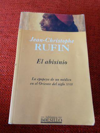 Libro titulado EL ABISINIO.