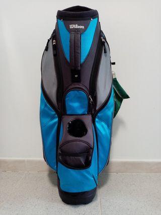 maleta bolsa mochila de golf
