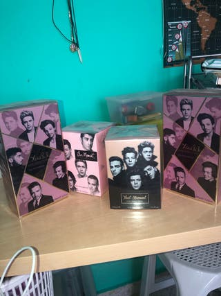 Colonias One Direction sin abrir