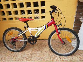 Bicicleta CONOR para niñ@s