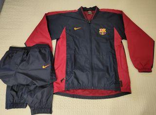Chándal Nike Original F.C. Barcelona