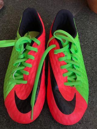 tenis Nike futbol