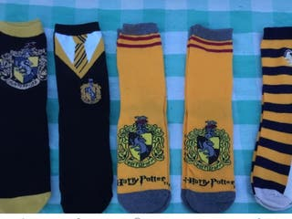 Calcetines Hufflepuff (Harry Potter)