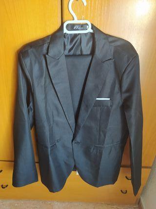 traje de chaqueta nuevo talla m