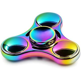 Spinner Metálico Nuevo