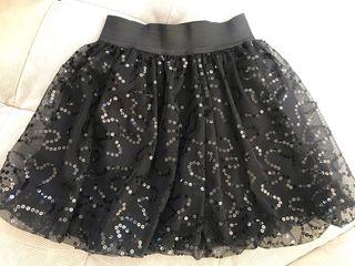 Falda de fiesta niña talla 10