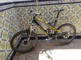 Bici enduro Cannondale Jekyll 3 2013 + Repuestos