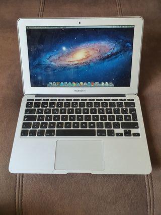 macbook air 11.6 (intel i5 )mediados 2011