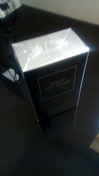 David Beckham Instinct real perfume/cologne