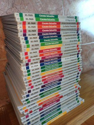 Colección Cuentos Infantiles para leer, jugar y ap
