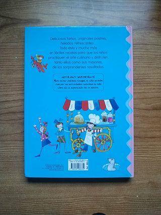 Libro: Postres de niños