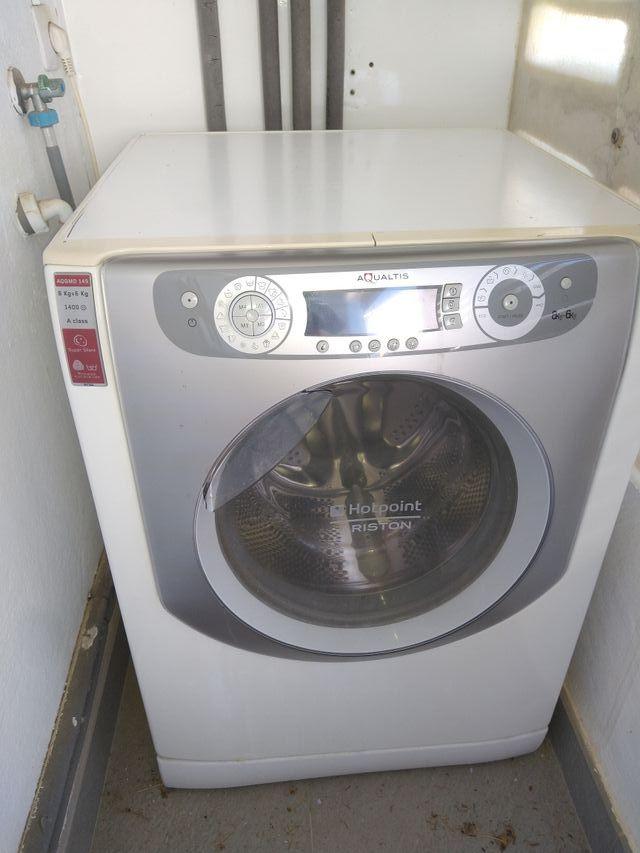 Lavadora secadora ARISTON de segunda mano por 80 € en ...