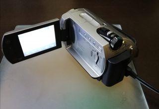 Videocámara Sony DCR-SR32